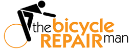 The Bicycle Repair Man Logo